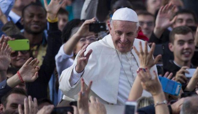 Πάπας Φραγκίσκος: Με φοβίζει η κακία του κόσμου, και μέσα στο Βατικανό