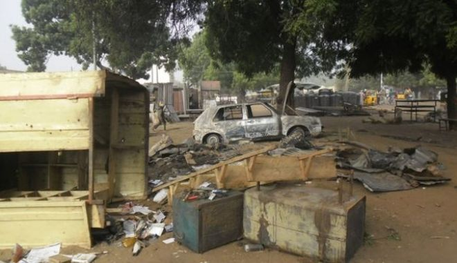 Έφηβες καμικάζι σκότωσαν τουλάχιστον 56 άτομα στη Νιγηρία