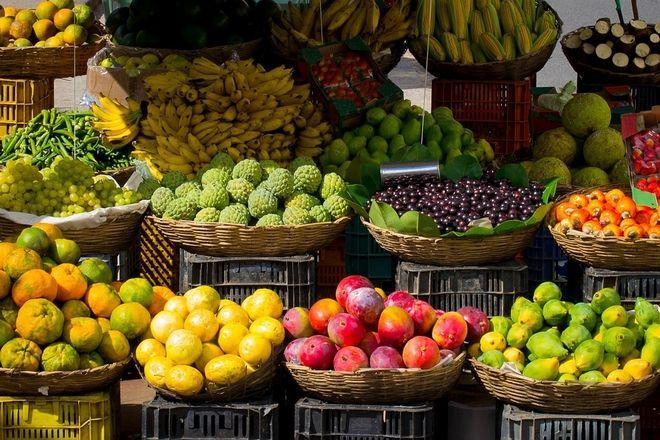 Παγκόσμια πρωταθλήτρια η Κίνα σε φρούτα και λαχανικά