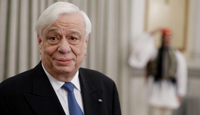 Ο Προκόπης Παυλόπουλος