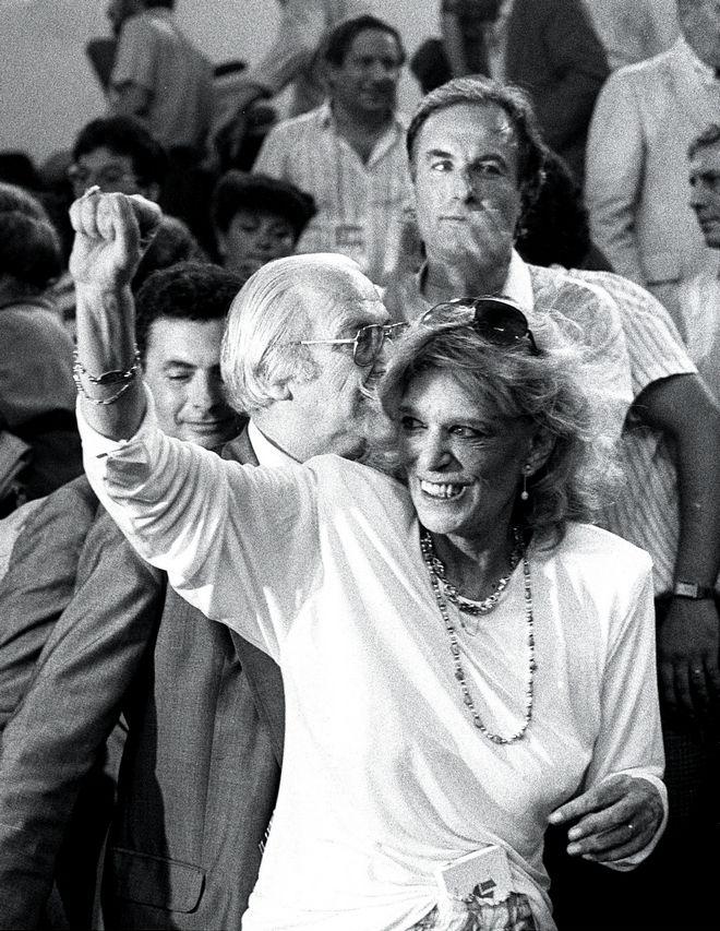 Μια ημέρα για τη Μελίνα Μερκούρη στο Μουσείο Ακρόπολης