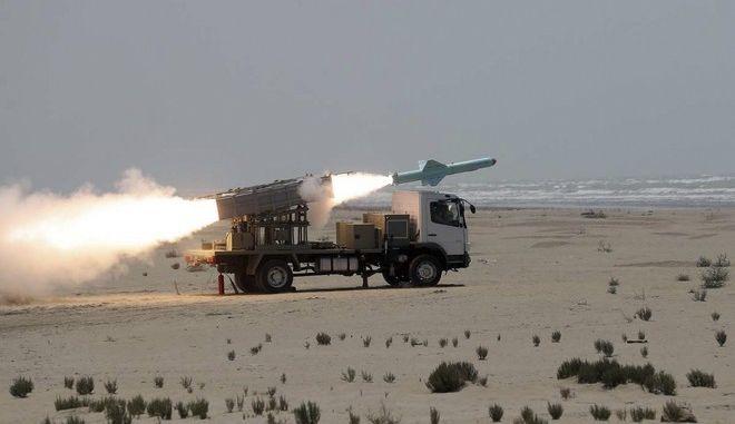 Δοκιμή πυραύλων