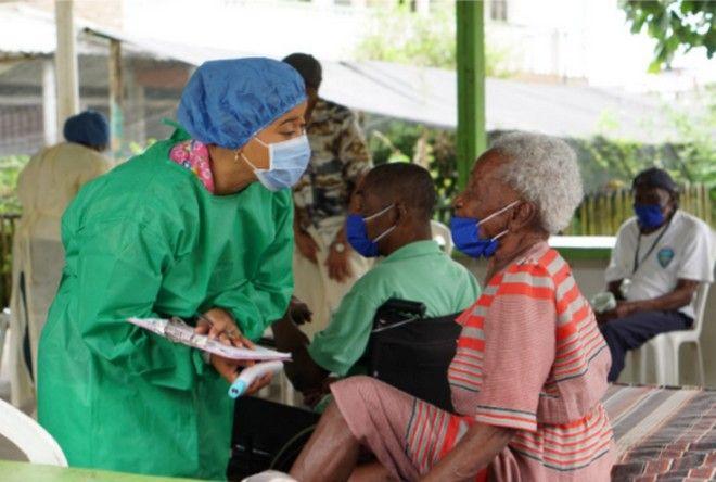 Μεγάλη η ανάγκη να φτάσουν τα εμβόλια στις φτωχές χώρες του κόσμου