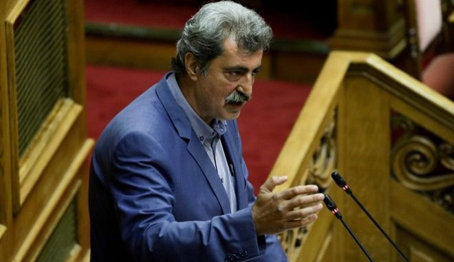 O πρώην αναπληρωτής υπουργός Υγείας, Παύλος Πολάκης