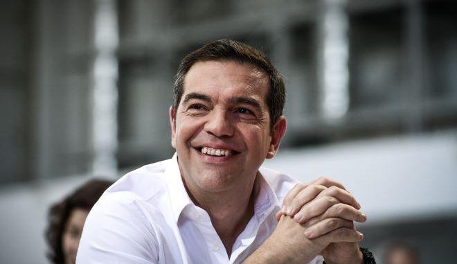 Αλέξης Τσίπρας στο Πολιτικό Συμβούλιο: Να εκπέμψουμε ισχυρό μήνυμα ανατροπής και νίκης