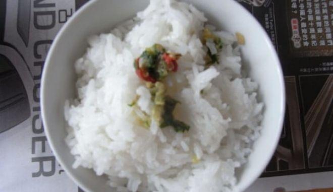 Καταπολέμησε την αϋπνία τρώγοντας... ρύζι!