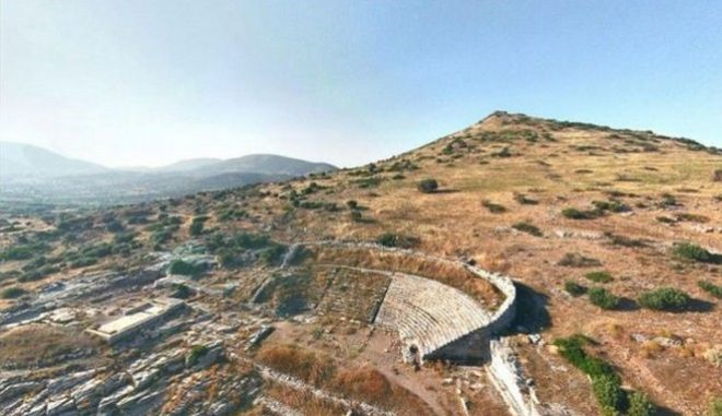 Μηχανή του Χρόνου: Που βρίσκεται ένα από αρχαιότερα θέατρα της Αττικής