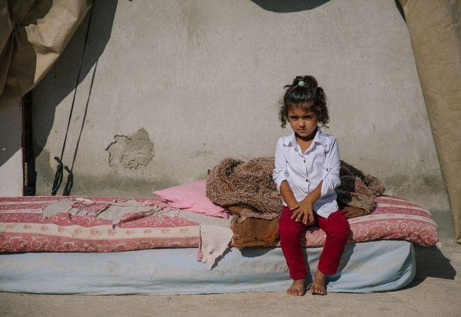 Η μικρή Lamar από την Παλαιστίνη