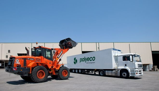 Η POLYECO GROUP αναλαμβάνει τη διαχείριση  των αποβλήτων του πλοίου Maersk Honam στα ΗΑΕ