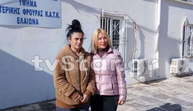 Εκτός φυλακής η 53χρονη καθαρίστρια