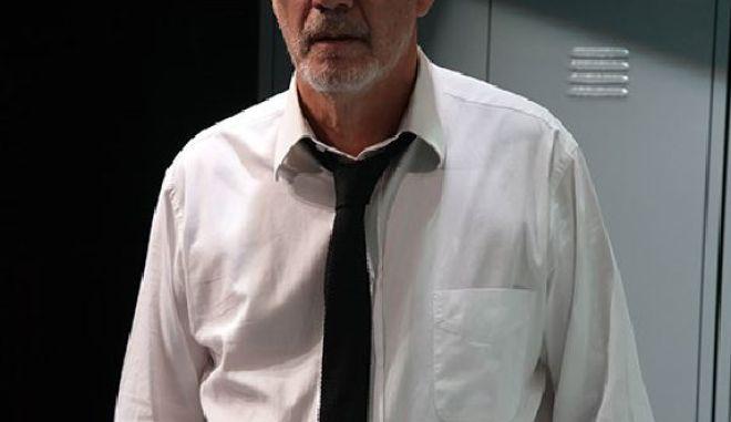 Ο Γιώργος Κιμούλης στην εκπομπή 'Πεζοί στον αέρα' την Παρασκευή 8 Δεκεμβρίου στις 5μμ