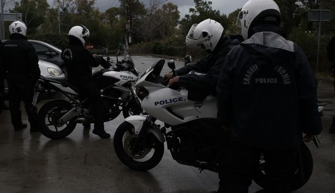 The headquarters of the Hellenic Football Federation (EPO) have been evacuated after an anonymous caller warned that a bomb will go off inside the building. In Athens on Nov. 25 2015 /                   .  25  2015.