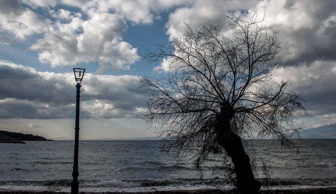 Συννεφιά.