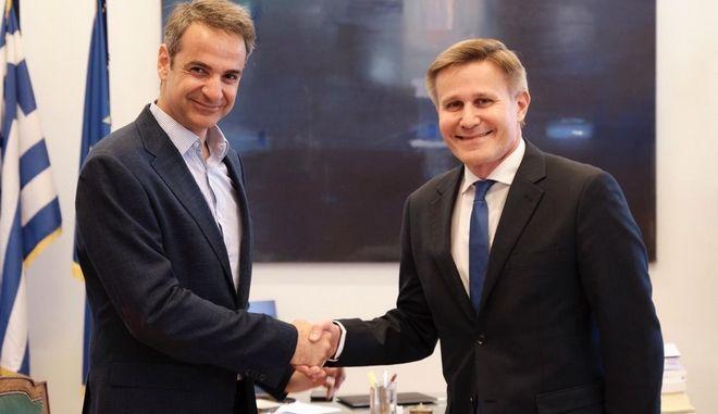 Δήμαρχος Λαγκαδά, Γιάννης Καραγιάννης, υποψήφιος με τη ΝΔ