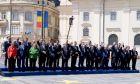 Ο Πρωθυπουργός Αλέξης Τσίπρας στην άτυπη Συνόδο Κορυφής του Ευρωπαϊκού Συμβουλίου στο Sibiu της Ρουμανίας, την Πέμπτη 9 Μαΐου 2019.