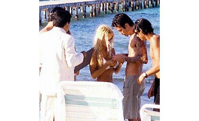 η Πάμελα και ο Τόμι Λι σεξ βίντεο