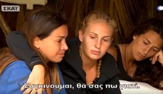 Survivor: Αποχώρησε οικειοθελώς η Όλγα Φαρμάκη