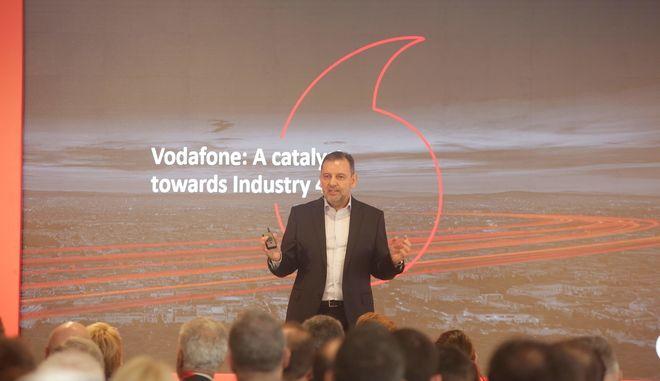 H Vodafone στηρίζει την μετάβαση στην εποχή του Internet of Things
