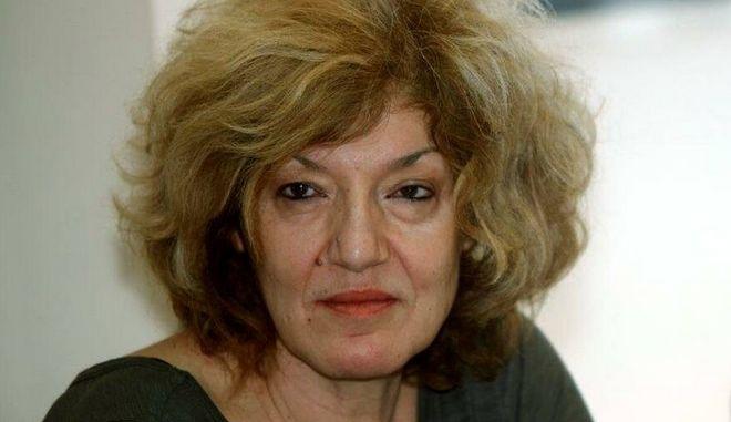 H αναπληρώτρια υπουργός Εξωτερικών Σία Αναγνωστοπούλου
