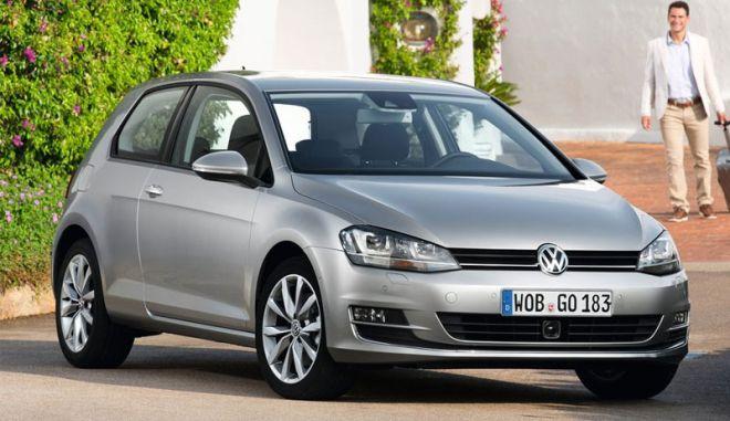 Ο τίτλος του Αυτοκινήτου της Χρονιάς 2013 στο VW Golf