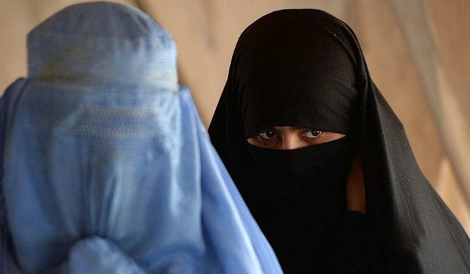 Η Δανία απαγορεύει την Μπούρκα