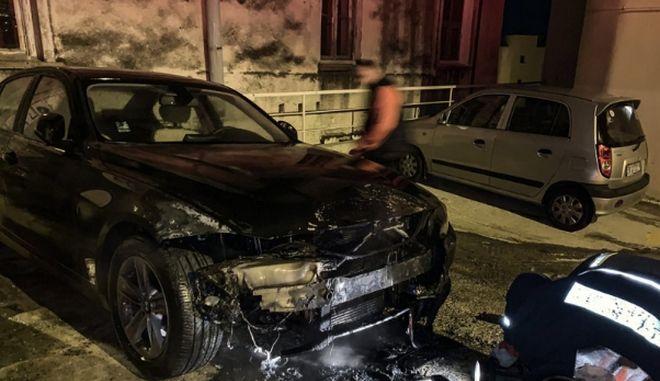 Θεσσαλονίκη: Έκαψαν αυτοκίνητα Τούρκων διπλωματών