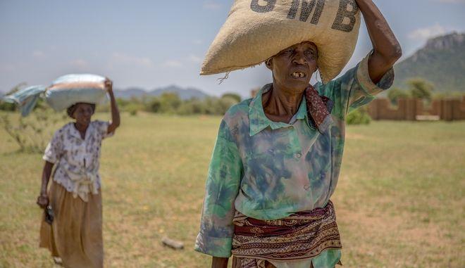 Στα πρόθυρα του λιμού οι χώρες της νότιας Αφρικής