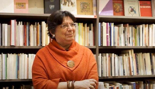 """Παραιτήθηκε η ιστορικός Μαρία Ευθυμίου από την """"Ελλάδα 2021"""""""