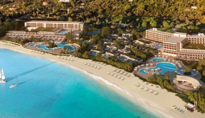 Ξεκίνησε να λειτουργεί η ξενοδοχειακή επένδυση των 110 εκατ. ευρώ στην Κέρκυρα