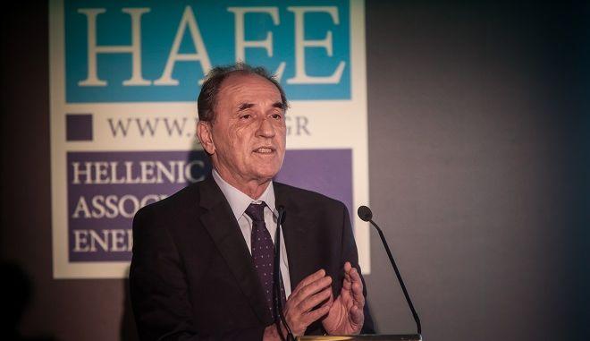 4ο Ετήσιο Ενεργειακό Συμπόσιο με διοργανωτή την ΗΑΕΕ (Ελληνική Δεξαμενή Σκέψης για την Ενεργειακή Οικονομία)  την Δευτέρα 6 Μαΐου 2019, στην Αθήνα.