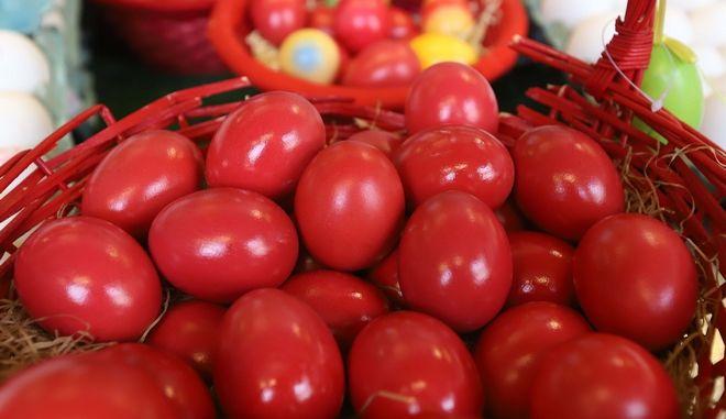 Βάψιμο αυγών: Έξι μυστικά για να σου πετύχουν