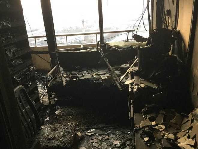 Καμπούλ: Οι συγκλονιστικές φωτογραφίες των Ελλήνων πιλότων μέσα από το ξενοδοχείο