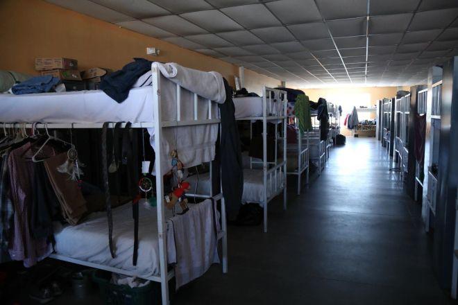 Καταφύγιο αιτούντων άσυλο στην Τιχουάνα