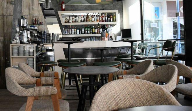 Καφετέρια-μπαρ στην Πάτρα