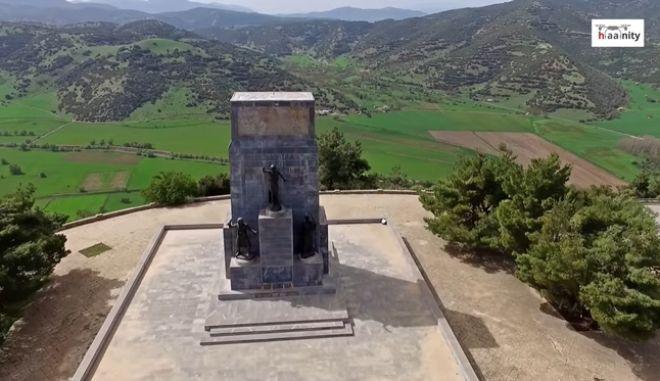1821: Το μεγαλύτερο και επιβλητικότερο μνημείο της Ελλάδας