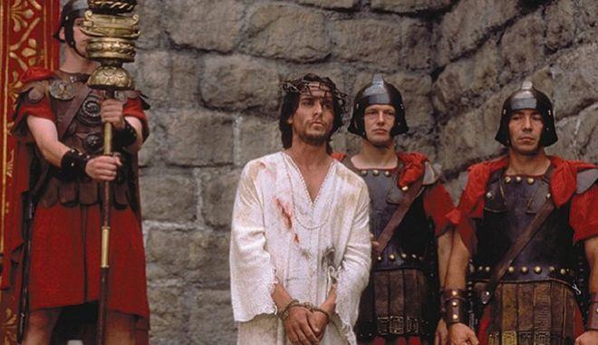 Ο Κρίστιαν Μπέιλ στο ρόλο του Ιησού