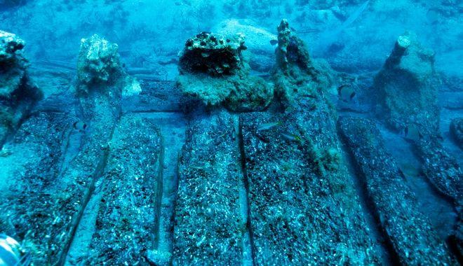 Υποβρύχια Αρχαιολογική Ανασκαφή στο ιστορικό ναυάγιο (1802) « Μέντωρ» στα Κύθηρα.