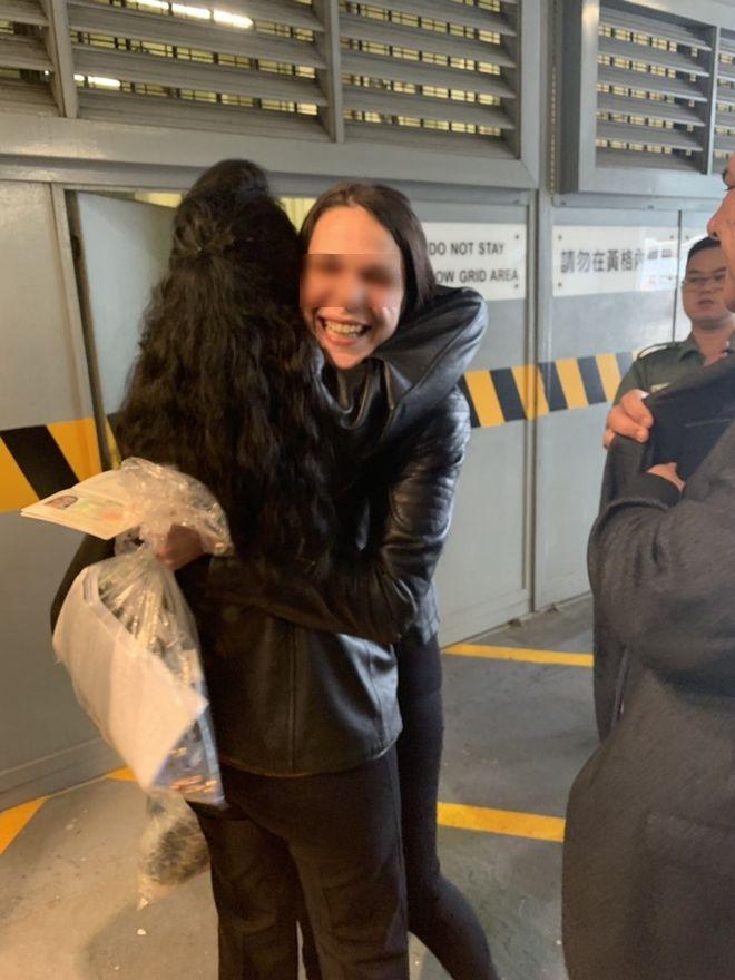 Ειρήνη Μελισσαροπούλου: Οι πρώτες φωτογραφίες μετά την αθώωση