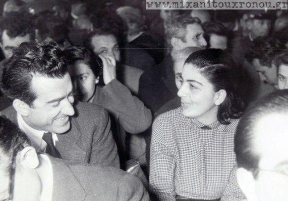 Μηχανή του Χρόνου: Μαρία Φωκά. Η ηθοποιός που καταδικάστηκε σε ισόβια, μαζί με τον Μπελογιάννη