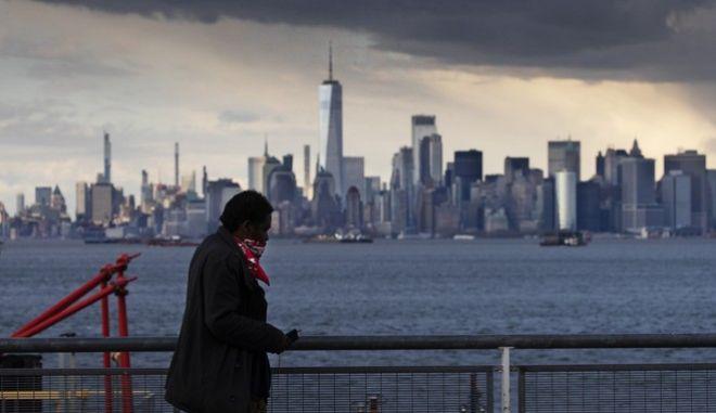 Κορονοϊός στη Νέα Υόρκη