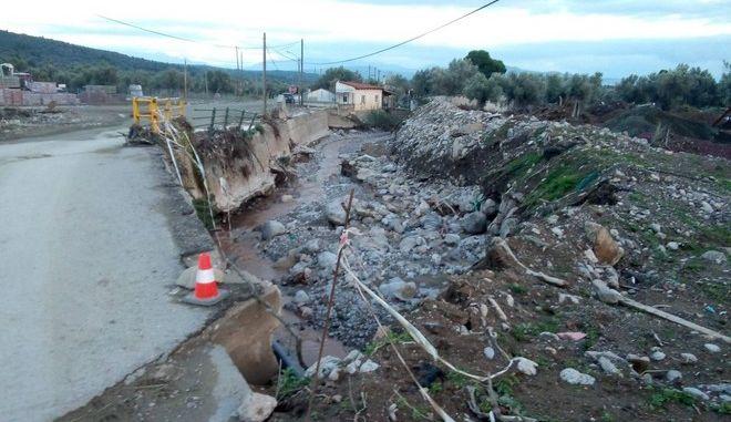 Φονικές πλημμύρες στην Εύβοια: Έξι μήνες μετά και ο φόβος παραμένει