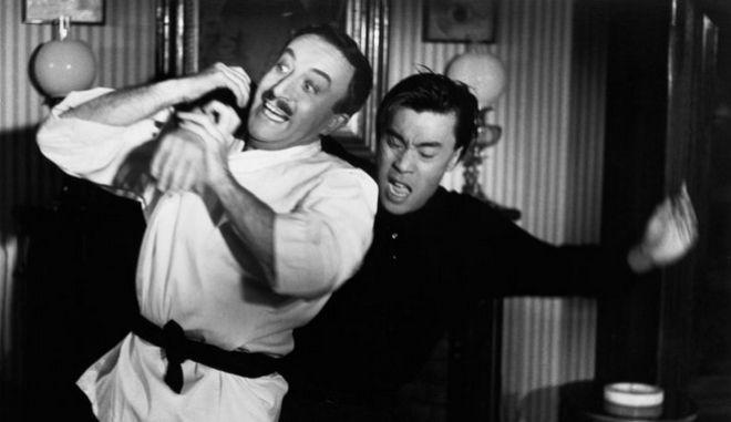 Πέθανε ο Burt Kwouk, ο εξπέρ των πολεμικών τεχνών στις ταινίες 'Ροζ Πάνθηρας'