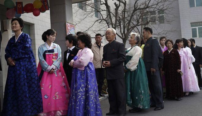 Εκλογές στη Βόρειο Κορέα για την ανάδειξη των... προεπιλεγμένων υποψηφίων