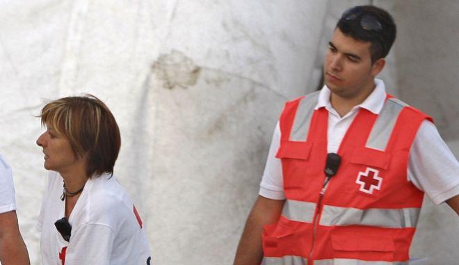 Εθελοντές διασώστες στην Ισπανία