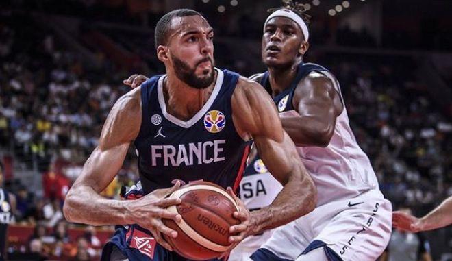Mundobasket 2019: Ήττα των ΗΠΑ από την ισοπεδωτική Γαλλία και αποκλεισμός