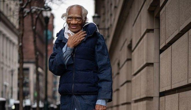 Ο Joe Ligon, ο παλαιότερος και μεγαλύτερος σε ηλικία κρατούμενος σε φυλακές ανηλίκων των ΗΠΑ