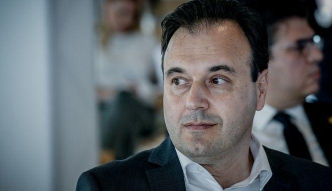 Ο πρόεδρος της ΚΕΔΕ και δήμαρχος Τρικκαίων, Δημήτρης Παπαστεργίου