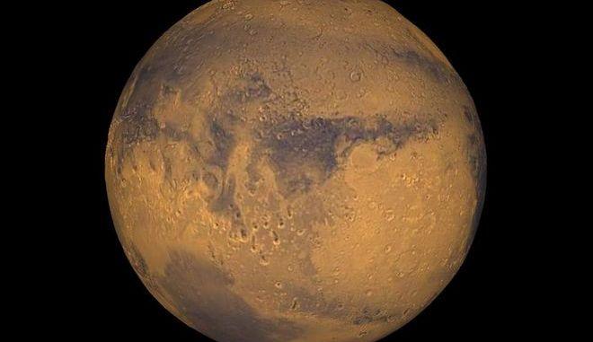 Ανατρεπτική μελέτη: Ο πλανήτης Άρης ίσως μπορεί να φιλοξενήσει ζωή