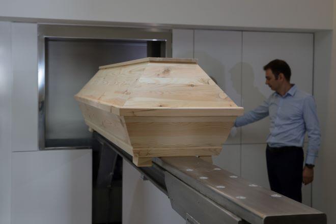 Ριτσώνα, το πρώτο αποτεφρωτήριο στην Ελλάδα