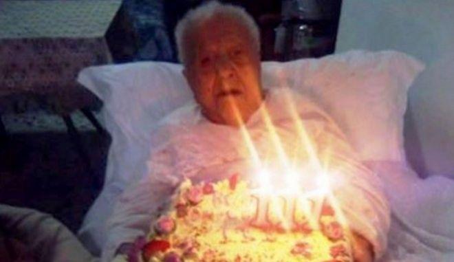 Κορονοϊός: Η σούπερ γιαγιά της Ιταλίας που νικάει τον κορονοϊό στα 111!